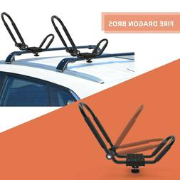 folding kayak carrier j rack canoe boat