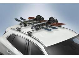 Genuine Ford VDT4Z-7855100-D Flat Roof Top Mounted Ski/Snow