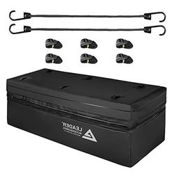 Leader Accessories Hitch Tray Cargo Tray Bag Extendable 13.8