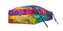 Kanga Hurricane Woodstock Tie-Dye Rooftop Cargo Carrier Bag,