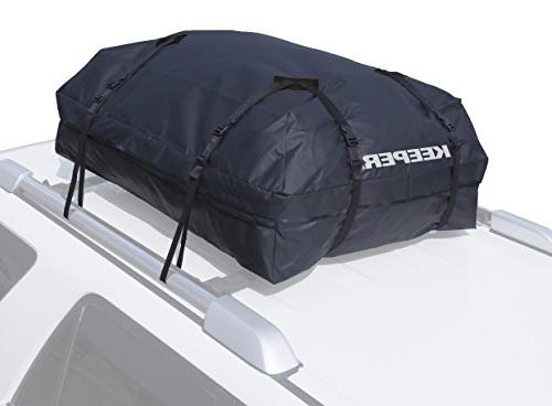Keeper 07204 Black Premium Waterproof Cargo Bag