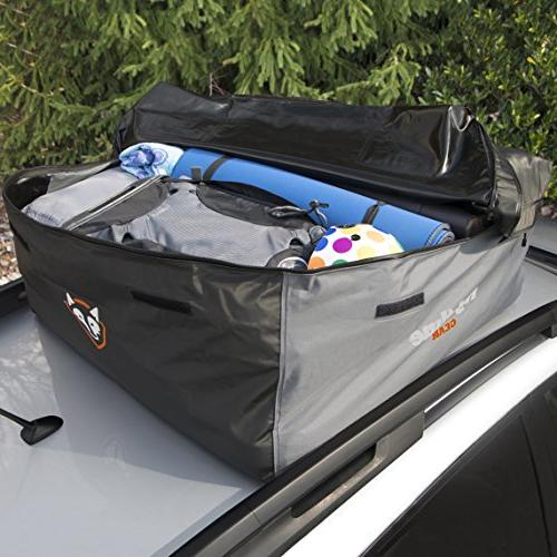 Rightline Gear 100S10 Sport 1 Car 12 cu Attaches or Roof Rack