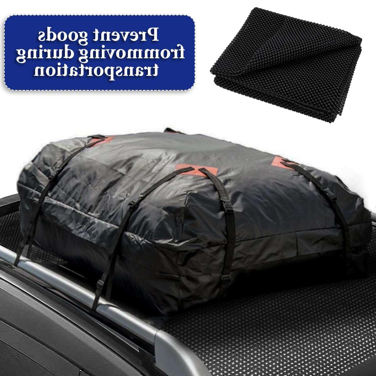 100x90CM Car Top Rear SUV <font><b>Cargo</b></font> Mat Cushion Mats Cover