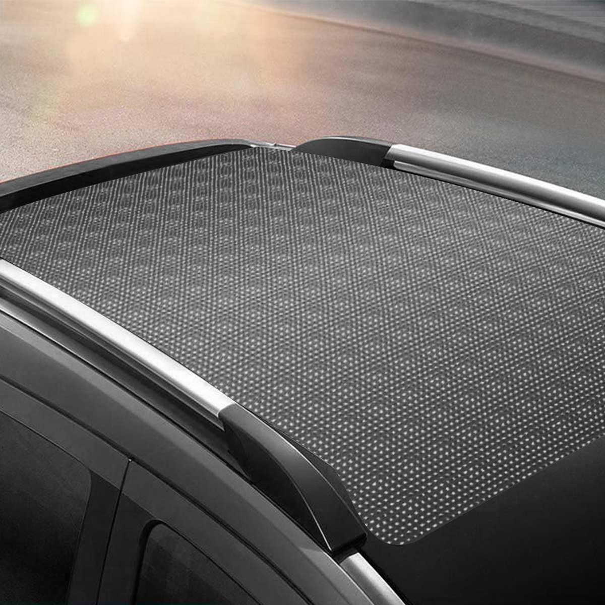 100x90CM Car <font><b>Roof</b></font> Rear Trunk SUV Luggage Mat Foldable Mats Cover