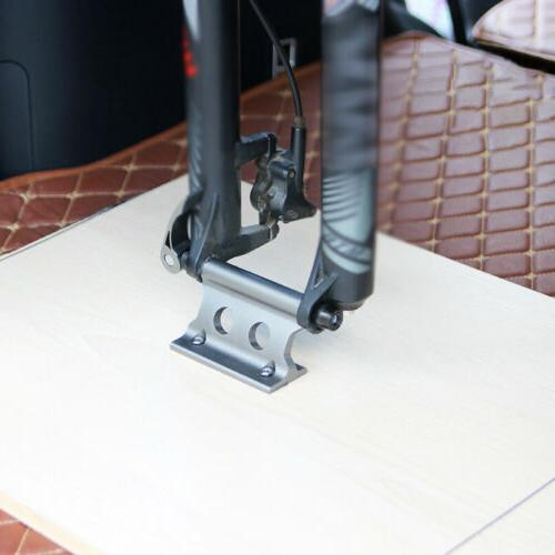 CNC Bike Bicycle Truck Bed Roof Bicycle Rack Pickup Block