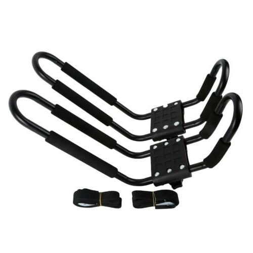 2 pairs Canoe Kayak SUV Carrier