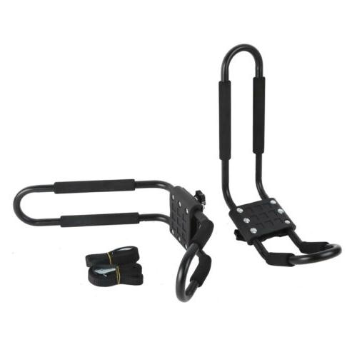 2-10 J-Bar Canoe Car Mount Carrier