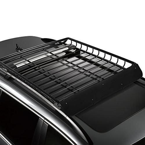 "53"" Steel Cargo Basket"