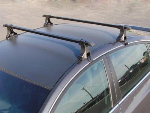 """TMS 54"""" Car Top Roof Bars Bar For Kayak Canoe Carrier"""