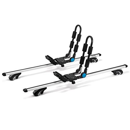 Kayak Vault Cargo of Kayak Roof Rack Racks That Mount Vehicle's roof Rack Folding for Your Canoe, and on SUV, car or