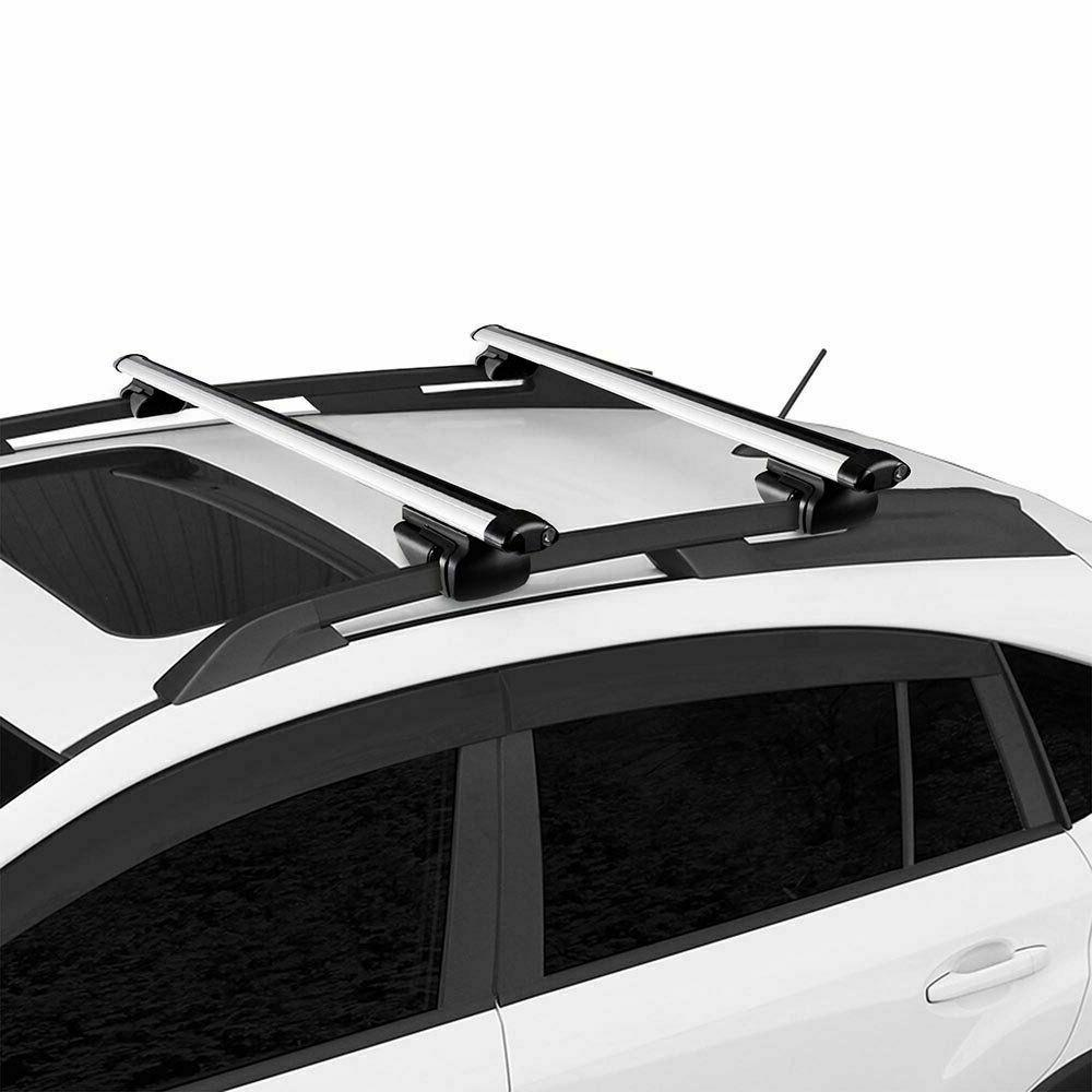 Yescom Roof Top Universal Luggage Carrier w/L...