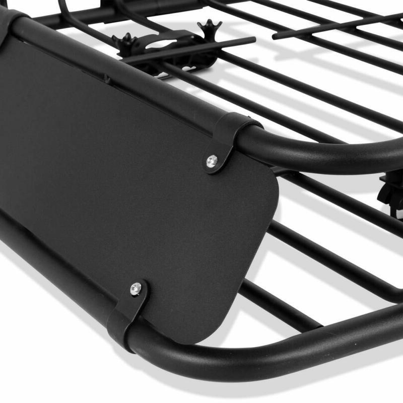 "ARKSEN 64"" Roof Extension Car Top Luggage Holder"