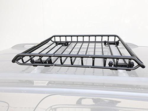 MaxxHaul 70115 Steel Roof Rack-150