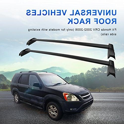 AUXMART Rack Bars 2002–2006 CR-V