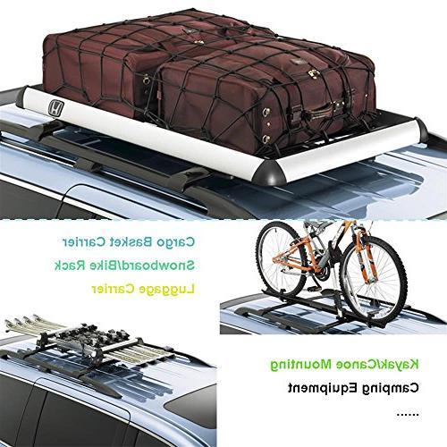 AUXMART Rack Bars for Honda