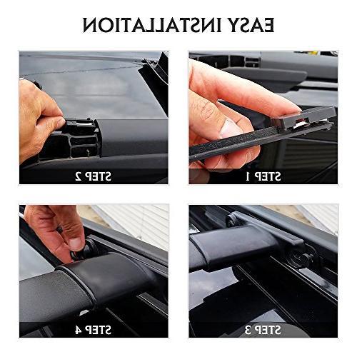 AUXMART Cross Bars Ford Explorer