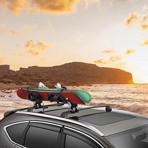 AUXMART Roof Rack Cross Bars 2012–2016 CR-V