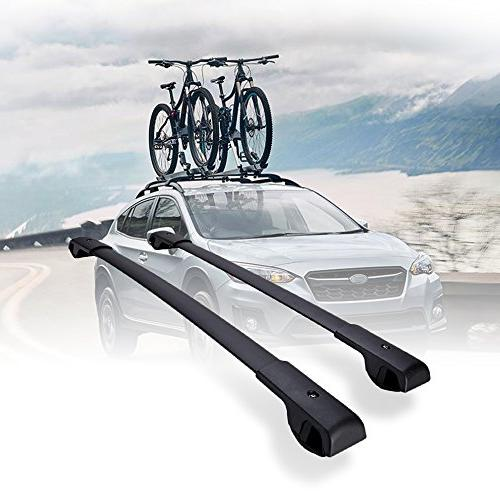AUXMART Roof Rack Cross Bars for 2014–2018 Subaru Forester