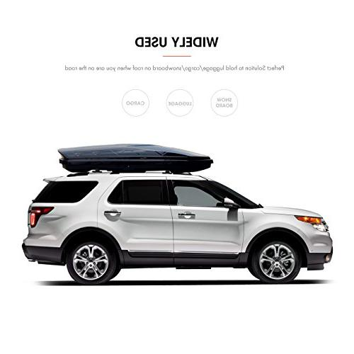 AUXMART Roof Bars 2016–2018 Explorer