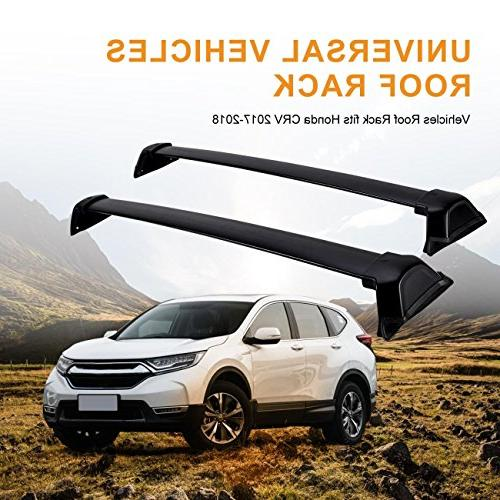 AUXMART Roof Rack Bars for 2017–2018 CR-V