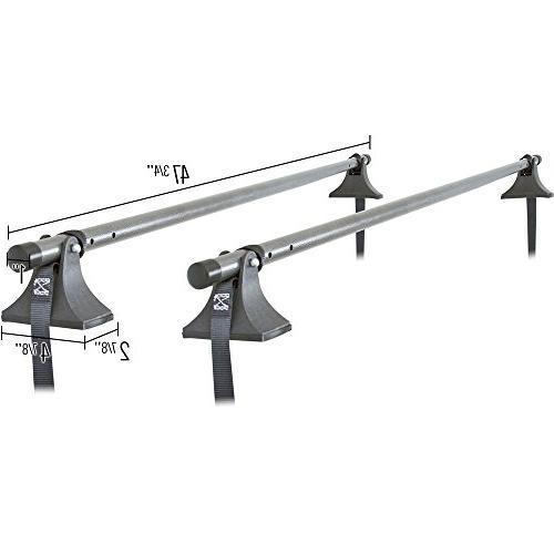 Apex RCB-3745-U Strap-Attached Roof Crossbars