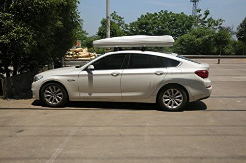 DANCHEL OUTDOOR Hard Shell Rooftop Tent for Cars,