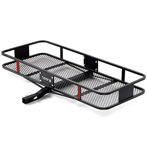 """Hitch Cargo Carrier 60"""" x 24"""" by Vault - Haul Your Gear"""