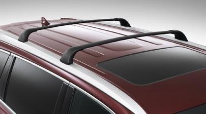 Toyota Genuine Highlander Roof Rack Cross Bar Set