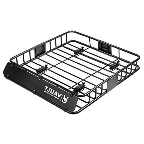 Vault Cargo Management Universal Roof Basket Heavy Duty Carg