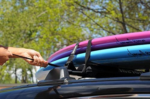 Dorsal Aero Rack Pads 28 15 ft for Car Surfboard Long