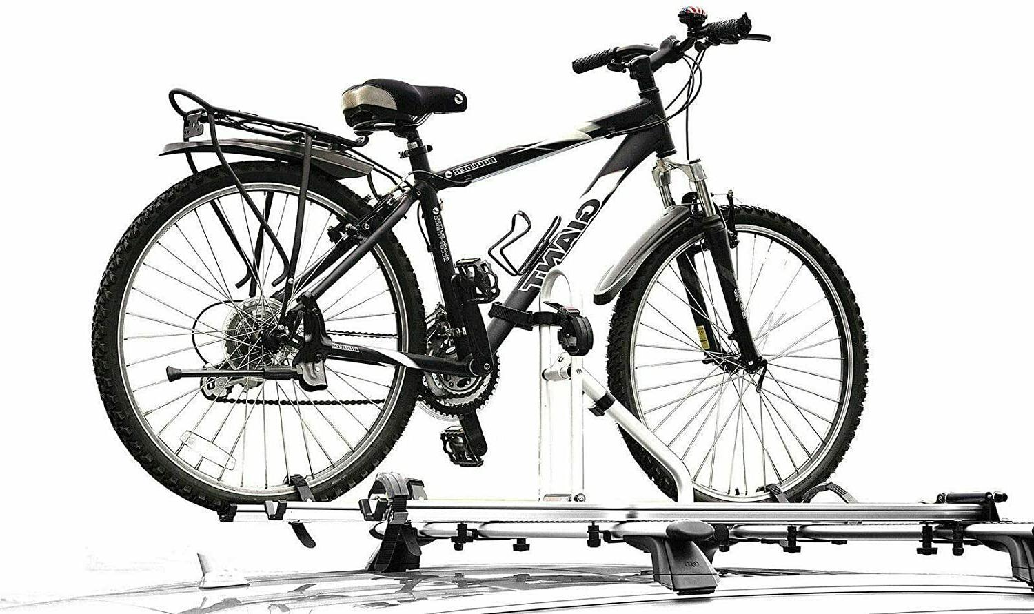 CyclingDeal Alloy Car Bike Carrier Load