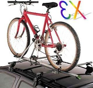 TMS Aluminum Upright Roof Bicycle Carrier