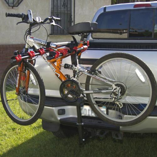 Bicycle Bike Carrier Hitch Truck Steel