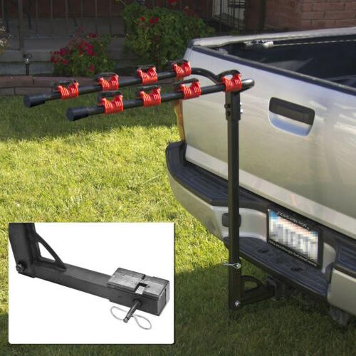 Bicycle Bike Hitch Mount Truck Foldable Steel