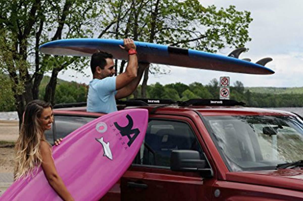 Block Surf Rack, Cars