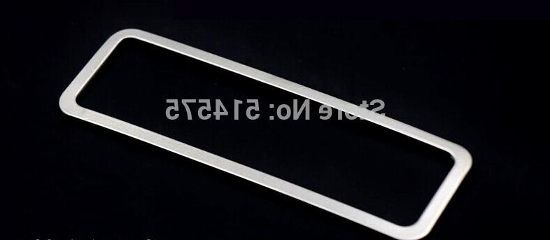 Car interior stainless steel Car cover 2013