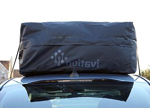 Car Bag 100% Cargo Needed Non Roof Storage bag, For Any Car Van or