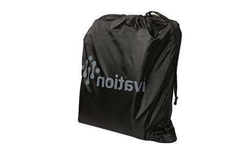Car Roof Bag 100% Waterproof Cargo Needed Roof & bag, For Any Van SUV
