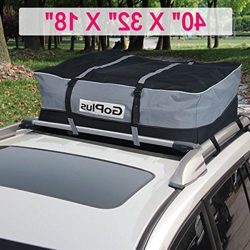 Car Van Top Travel Cargo Storage Bag Carrier