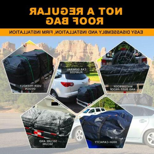 Cargo Carrier Mount Luggage Roof Mount Expanding Truck