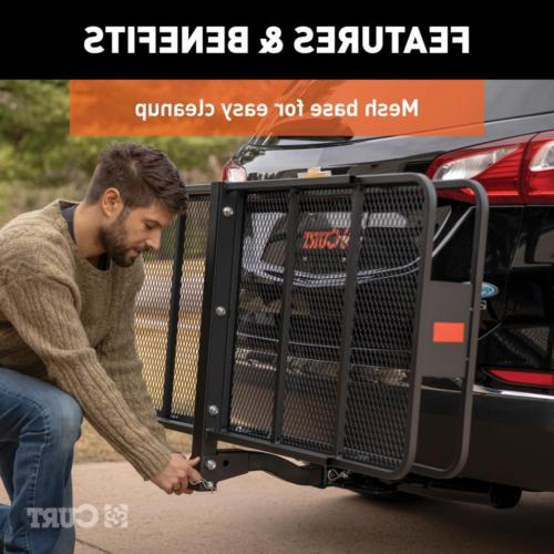 Cargo Truck Bed Basket-Style lbs Capacity Folding