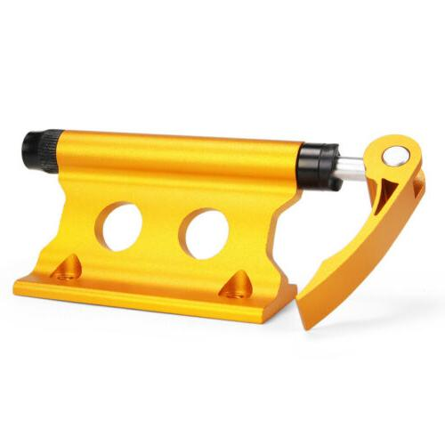 CNC Bike Bicycle Truck Bicycle Rack Support Block