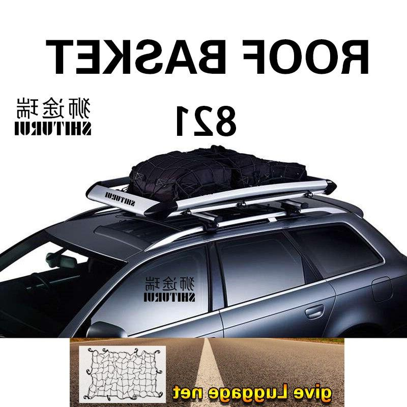 basket <font><b>Roof</b></font> luggage SUV funds