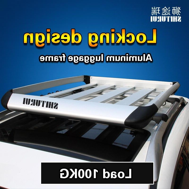 Expedition 821 <font><b>Roof</b></font> basket Self-driving <font><b>Cross</b></font>-country luggage <font><b>rack</b></font> SUV funds