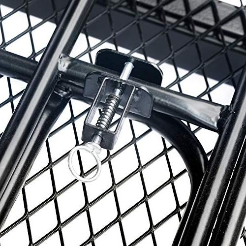 """Merax Hitch Cargo Carrier Basket Rack with 2"""""""