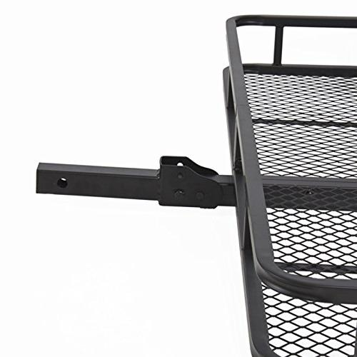 "60"" Folding Carrier Luggage Rack Truck or Car 2"""