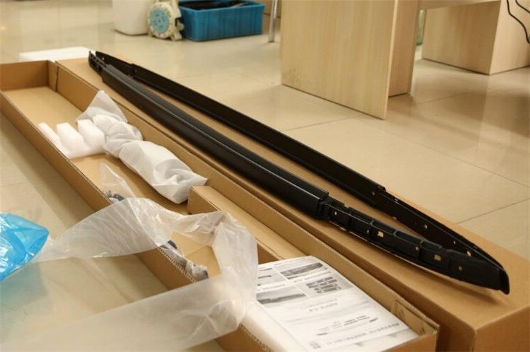 High Fit for Mitsubishi Baggage <font><b>Rack</b></font> Bar Rails