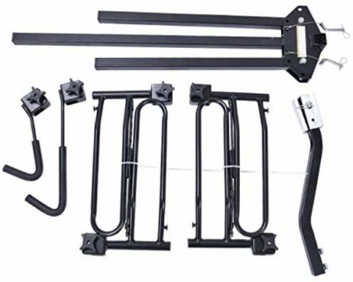 Goplus Hitch Mount Rack Hitch Carrier Foldable Receiver
