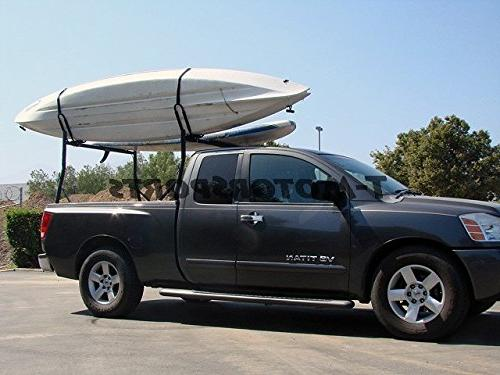 TMS 2 Pairs Boat Top Mount SUV Crossbar