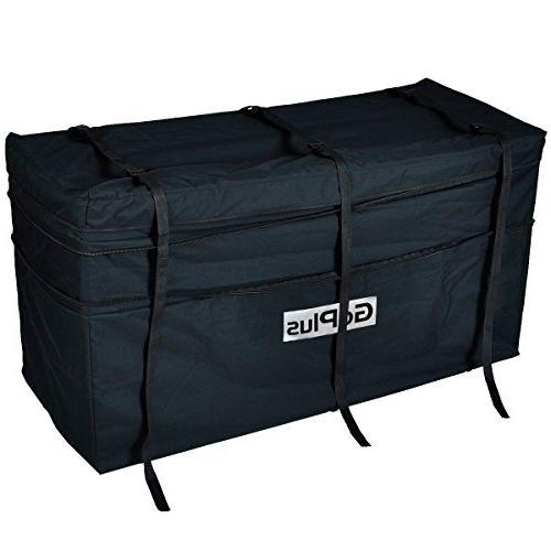 Goplus Jumbo Black Top Cargo